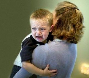 szeparációs szorongás gyermekpszichiater gyerekneveles
